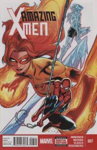 Cover Thumbnail for Amazing X-Men (Marvel, 2014 series) #7