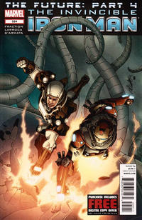 Cover Thumbnail for Invincible Iron Man (Marvel, 2008 series) #524