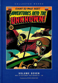 Cover Thumbnail for Collected Works: Adventures into the Unknown (PS, 2011 series) #7