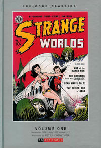 Cover Thumbnail for Pre-Code Classics: Strange Worlds (PS, 2014 series) #1