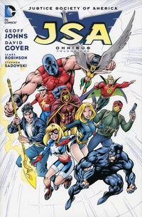 Cover Thumbnail for JSA Omnibus (DC, 2014 series) #1