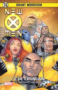 Cover Thumbnail for Coleccionable New X-Men (Panini España, 2014 series) #1 - E de Extinción