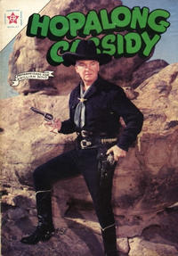 Cover Thumbnail for Hopalong Cassidy (Editorial Novaro, 1952 series) #101
