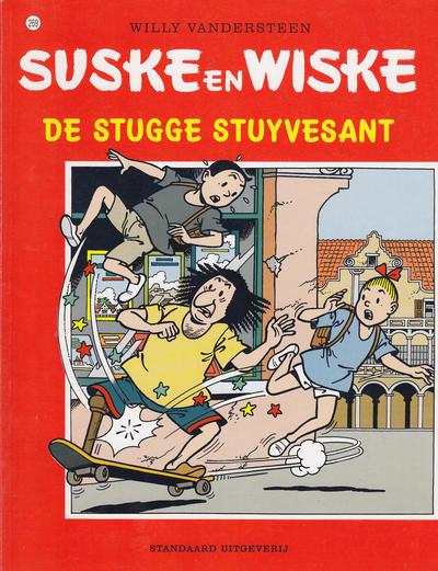 Cover for Suske en Wiske (Standaard Uitgeverij, 1967 series) #269 - De stugge Stuyvesant
