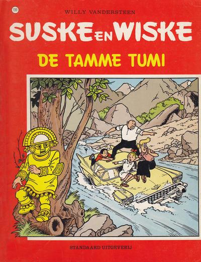 Cover for Suske en Wiske (Standaard Uitgeverij, 1967 series) #199 - De tamme Tumi