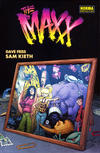Cover for The Maxx (NORMA Editorial, 2011 series) #3
