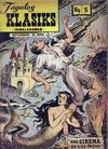 Cover for Tagalog Klasiks (Ace Publications Inc., 1949 series) #5
