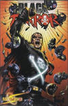Cover Thumbnail for Black Terror (2008 series) #6 [Jonathan Lau Cover]