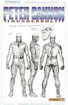Cover Thumbnail for Peter Cannon: Thunderbolt (2012 series) #1 [Jetpack Comics Exclusive Sketch Cover - Alex Ross]