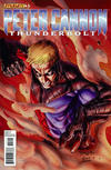 Cover for Peter Cannon: Thunderbolt (Dynamite Entertainment, 2012 series) #3 [Cover D - Stephen Segovia]