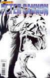 "Cover for Peter Cannon: Thunderbolt (Dynamite Entertainment, 2012 series) #3 [""Black & White"" Retailer Incentive]"