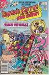 Cover for Captain Carrot and His Amazing Zoo Crew! (DC, 1982 series) #9 [Newsstand Edition]