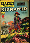 Cover for Classics Illustrated (Gilberton, 1947 series) #46 [HRN 62] - Kidnapped [no price]