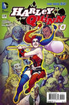 Cover Thumbnail for Harley Quinn (2014 series) #0 [Stephane Roux Cover]
