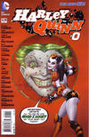 Cover Thumbnail for Harley Quinn (2014 series) #0 [Second Printing]