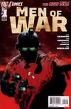 Cover Thumbnail for Men of War (2011 series) #1 [2nd Printing - Red Background]