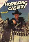 Cover for Hopalong Cassidy (Editorial Novaro, 1952 series) #108