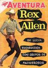 Cover for Aventura (Editorial Novaro, 1954 series) #105