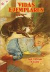 Cover for Vidas Ejemplares (Editorial Novaro, 1954 series) #30