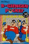 Cover for B-Gjengen pocket (Hjemmet / Egmont, 1986 series) #10