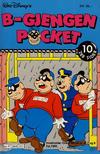 Cover for B-Gjengen pocket (Hjemmet / Egmont, 1986 series) #10 [Reutsendelse]