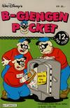 Cover for B-Gjengen pocket (Hjemmet / Egmont, 1986 series) #12 [Reutsendelse]