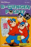 Cover for B-Gjengen pocket (Hjemmet / Egmont, 1986 series) #14 [Reutsendelse]