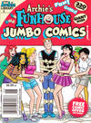 Cover for Archie's Funhouse Double Digest (Archie, 2014 series) #6 [Newsstand]