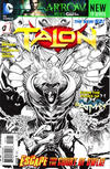 Cover Thumbnail for Talon (2012 series) #1 [Guillem March Sketch Cover]