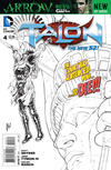 Cover Thumbnail for Talon (2012 series) #4 [Guillem March Black and White Cover]