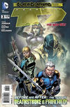 Cover for Team 7 (DC, 2012 series) #3 [Ivan Reis Variant Cover]