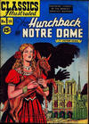 Cover for Classics Illustrated (Gilberton, 1947 series) #18 [HRN 78] - The Hunchback of Notre Dame [15¢]