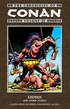 Cover for The Chronicles of Conan (Dark Horse, 2003 series) #25 - Exodus and Other Stories
