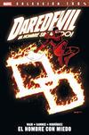 Cover for 100% Marvel. Daredevil: El Hombre Sin Miedo (Panini España, 2012 series) #4 - El Hombre con Miedo