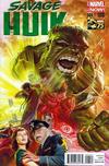 Cover Thumbnail for Savage Hulk (2014 series) #1 [Alex Ross 75th Anniversary Variant]