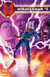 Cover Thumbnail for Miracleman (2014 series) #2 [Mike Perkins variant]