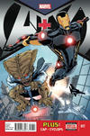 Cover for A+X (Marvel, 2012 series) #17