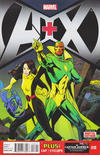 Cover for A+X (Marvel, 2012 series) #18