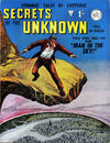 Cover for Secrets of the Unknown (Alan Class, 1962 series) #11