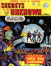 Cover for Secrets of the Unknown (Alan Class, 1962 series) #22