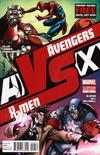 Cover for AVX Vs (Marvel, 2012 series) #2 [2nd Printing Variant]