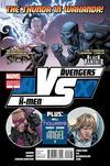 Cover for AVX Vs (Marvel, 2012 series) #5 [Variant cover by Tom Raney]