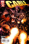 Cover for Cable (Marvel, 2008 series) #2 [David Finch Cover]
