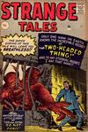 Cover for Strange Tales (Marvel, 1951 series) #95 [British]