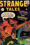 Cover for Strange Tales (Marvel, 1951 series) #91 [UK edition]