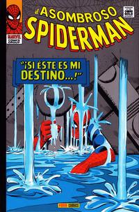 Cover Thumbnail for Marvel Gold. El Asombroso Spiderman: ¡Si éste es mi Destino...! (Panini España, 2014 series)