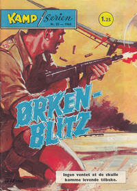 Cover Thumbnail for Kamp-serien (Serieforlaget / Se-Bladene / Stabenfeldt, 1964 series) #25/1964