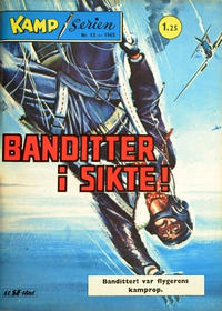Cover Thumbnail for Kamp-serien (Serieforlaget / Se-Bladene / Stabenfeldt, 1964 series) #13/1965