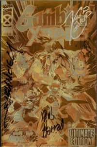 Cover Thumbnail for Ultimate Gambit and the X-Ternals (Marvel, 1995 series)