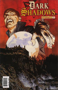 Cover Thumbnail for Dark Shadows (Dynamite Entertainment, 2011 series) #1 [Cover B]